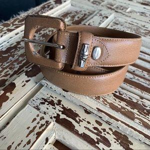 Longchamp Vintage Belt